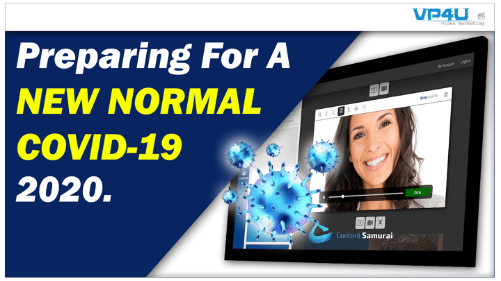 Preparing For A New Normal